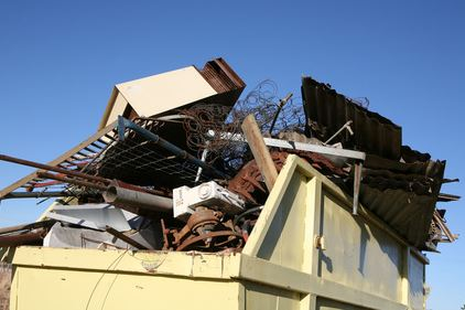 yard debris removal mesa arizona